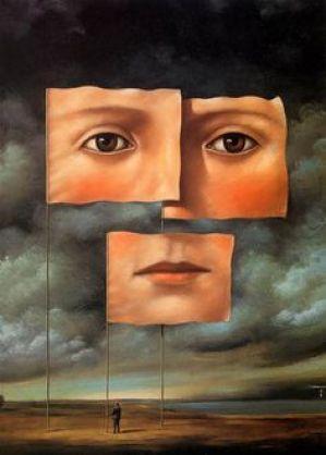 Obra de Rafal Olbinski