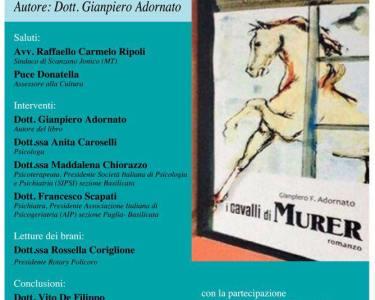 Presentazione del libro: I Cavalli di Murer