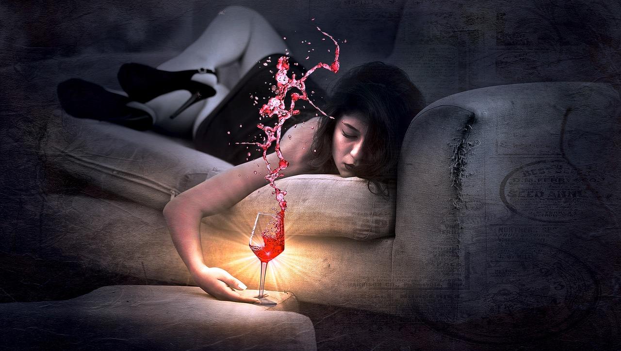 Drunkoressia Binge Drinking