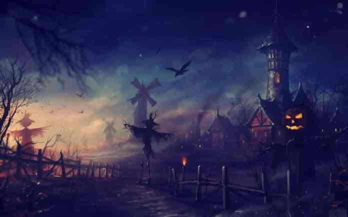 noć veštica i noćne more