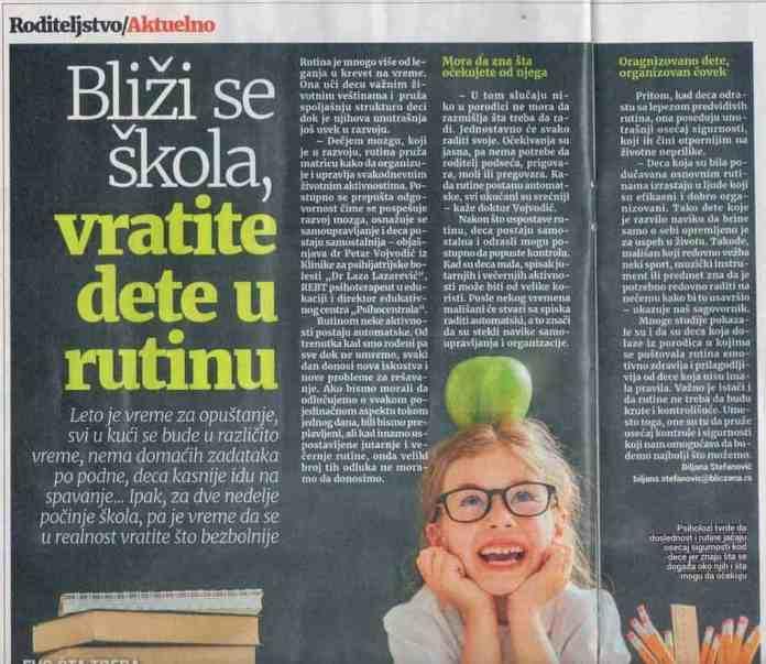 Blic Zena Psihocentrala