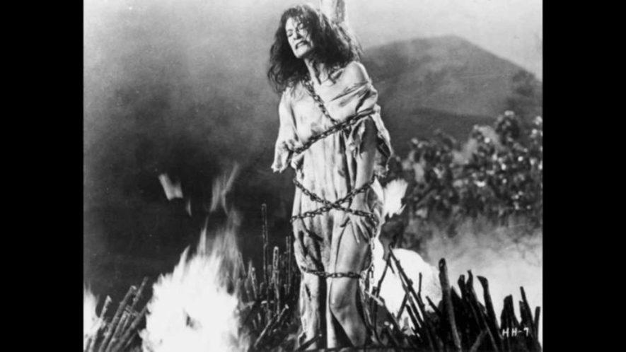 crno bela veštica