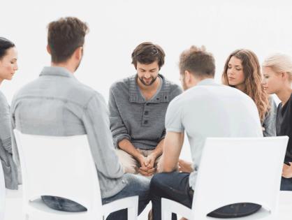 Grupna terapija za anksiozne
