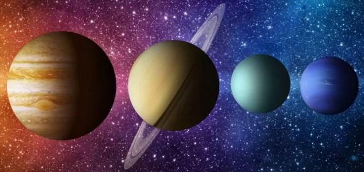 Dev Gezegenler Nedir? Buz ve Gaz Devleri