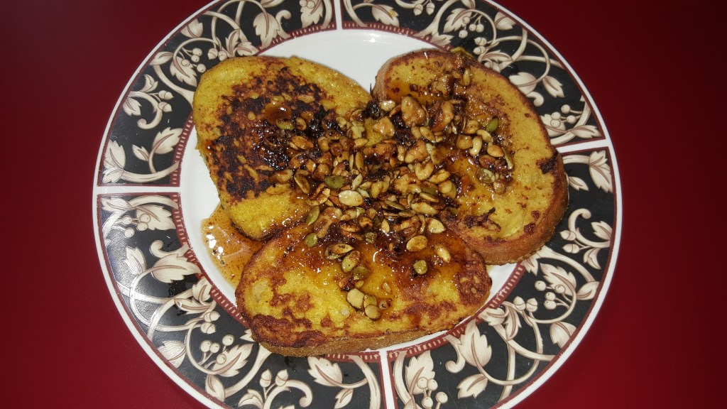 French Toast for Vata Season