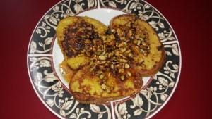 French Toast for Vata Season