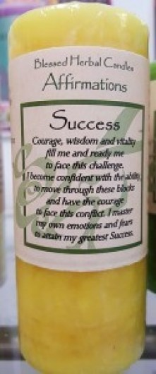 Blessed-Herbal-Success-Affirmation-Candle