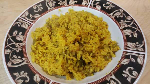 Kitchari for the Single Person