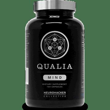 Qualia Mind Caffeine Free 154 vegcaps by Neurohacker Collective