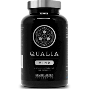 Qualia Mind Caffeine Free 154 vegcaps by Neurohacker Collective