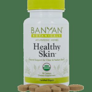 HealThy Skin, 90 tab - Banyan Botanicals