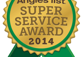 Press Release: Psinergy Tech Earns 2014 Super Service Award from Angie's List!