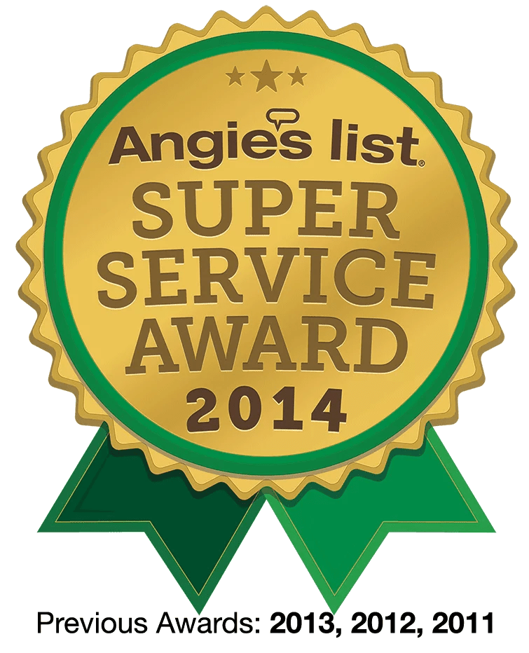Press Release: Psinergy Tech Earns 2014 Super Service Award from Angie's List! 1