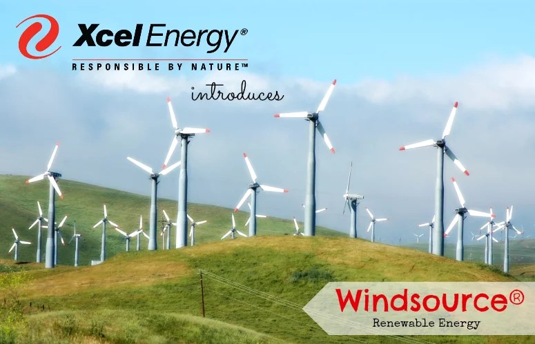 Windsource Renewable Energy with Xcel Energy
