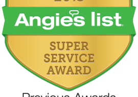 5th Year in a Row: Angie's List Super Service Award Winner in Computer Repair and Service!