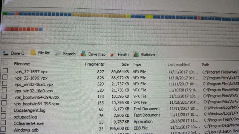 Why is Defragging important?