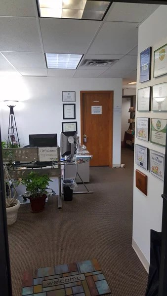 As you enter, you will notice that we're not your typical Computer Tech Repair Shop as we share our space with the other branch of our company, Psinergy Natural Health.