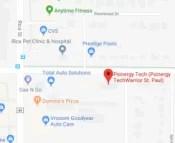 Psinergy TechWarrior St Paul (Computer Repair) location on map