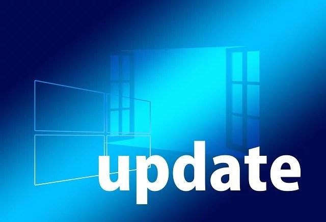 Windows Update 1803