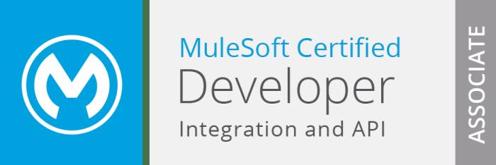 MCD - Integration and API Associate Badge