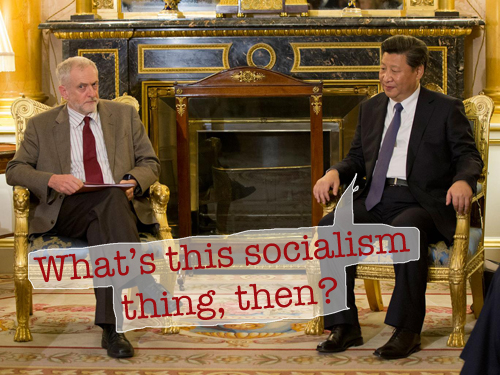 Corbyn - Xi - Cannibal's Gazette