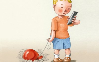 Uso de Telas e Desenvolvimento Cerebral