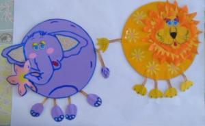 Слон и лев