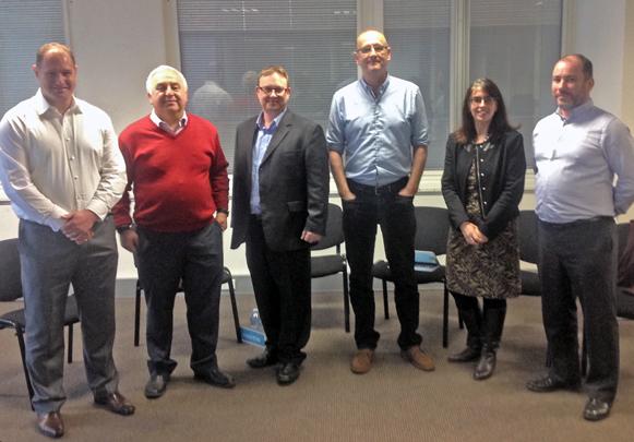Melbourne - Trent Rosen, Con Sotidis, Darcy Nicolson, Donald Clark, Helen Blunden, David Swaddle