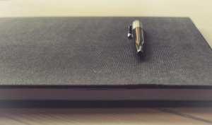 pen writing notebook