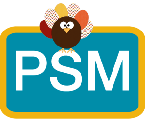 happy thanksgiving from psm