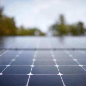 solar panels square crop