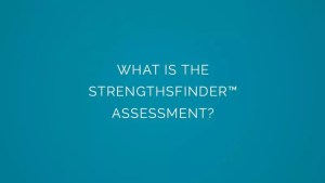 What is the StrengthsFinder™ Assessment?