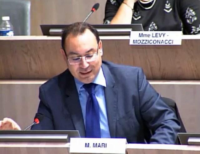 Stéphane Mari analyse le budget de la ville