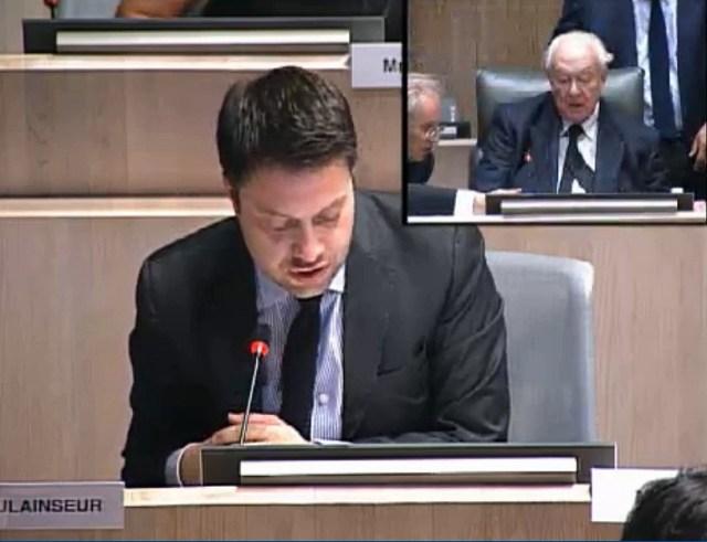 Pour ne pas oublier Setif, Guelma et Kherrata, Benoit Payan demande à la Mairie d'entretenir le lieu de mémoire