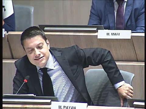 Benoît Payan intervient sur les hausses des tarifs de stationnement à Marseille