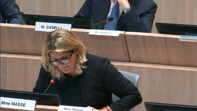 Florence Masse demande un moratoire face à l'urbanisation excessive