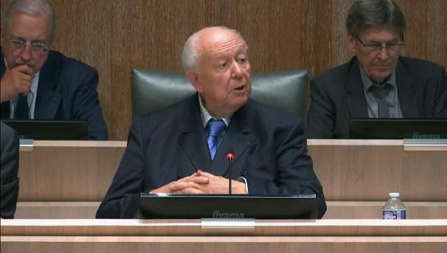 Benoît Payan défend un amendement pour faire payer la taxe de séjour aux croisiéristes