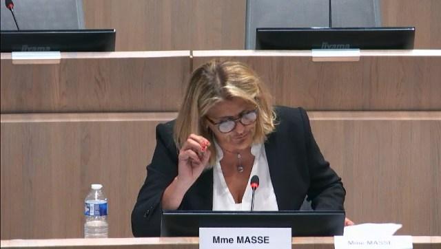 Florence Masse revient sur la situation des Maisons Pour Tous à Marseille