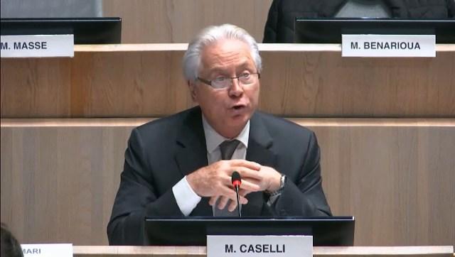 Eugène Caselli répond aux attaques infondées de S. Ravier