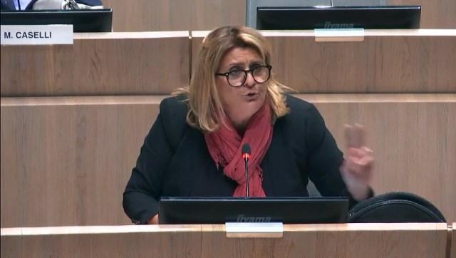 Florence MASSE revient sur le manque de piscines à Marseille