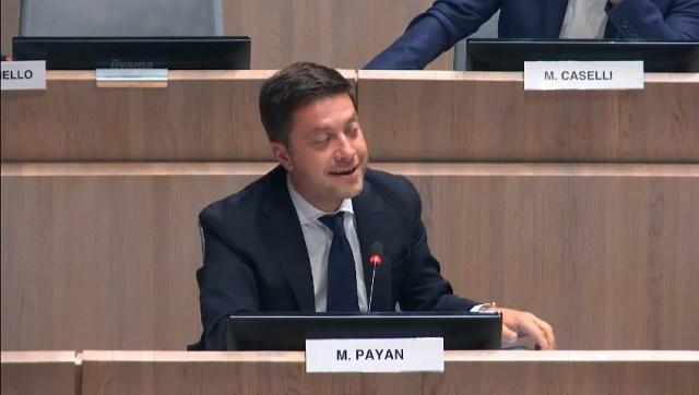 Benoît PAYAN apporte son soutien aux agents victimes d'agressions le 6 septembre 2019 dans une école marseillaise