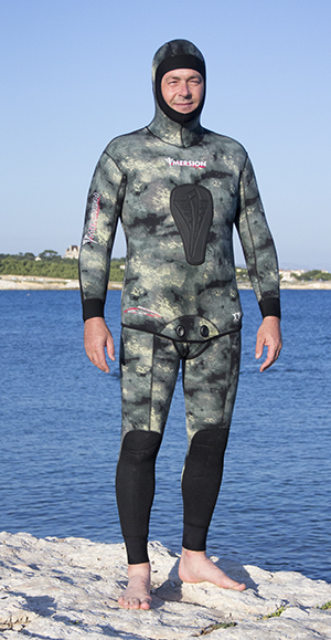Imersion Stretchy Camo 2014
