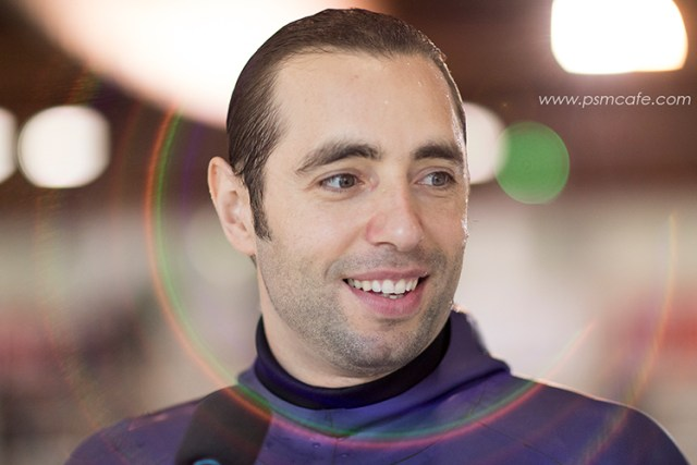 Arthur Guerin Boeri, champion et recordman du monde 2015