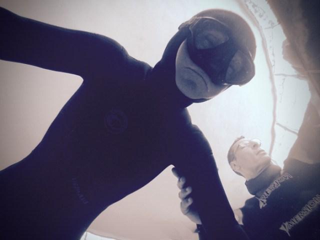 immersion dans le statique de Béatrice Del Negro par Nicolas Fougerousse