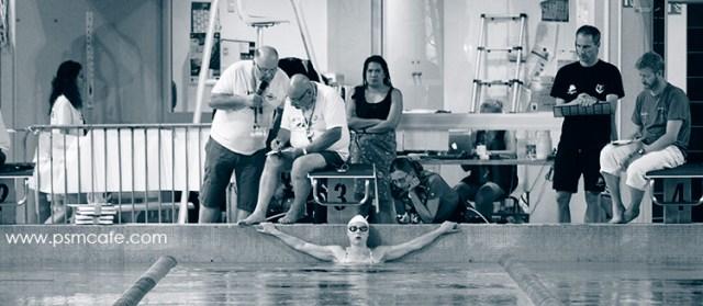 Carolin Haase, 16x50m une force mentale évidente