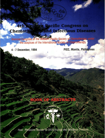 Western Pacific Congress on Chemotherapy and Infectious Diseases (WPCCID)