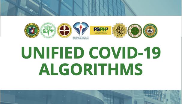 UNIFIED COVID-19 Algorithms