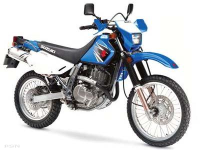 Suzuki DR 650 SE 2007