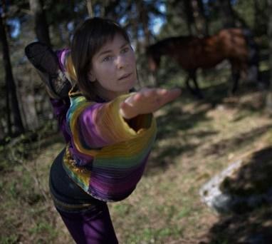 I balans med hästen