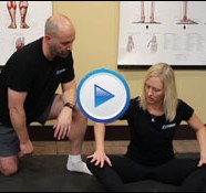 Seated Adductor Stretches